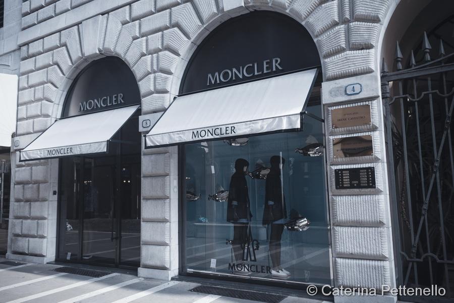 Moncler in Padua