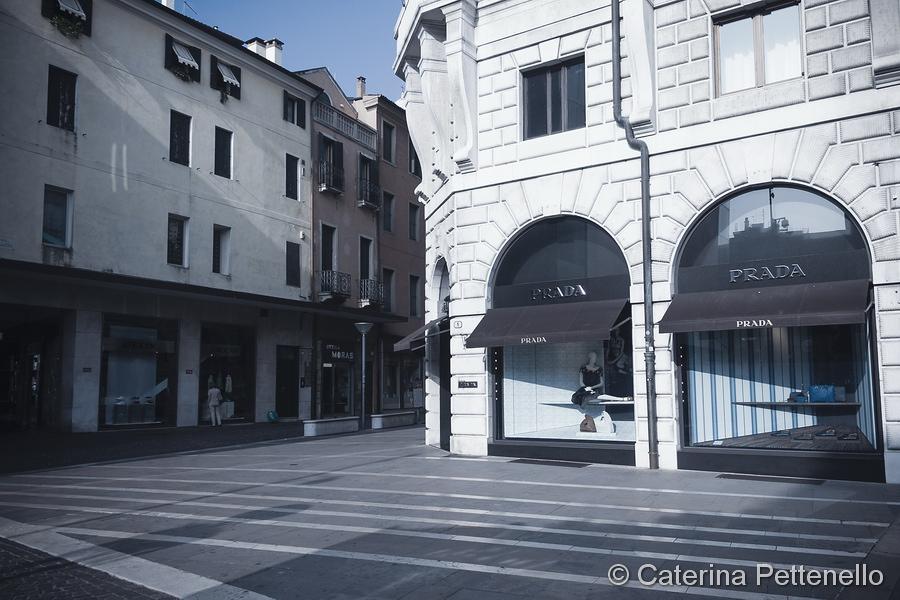 Piazza Garibaldi in Padua